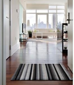 woven floor mats